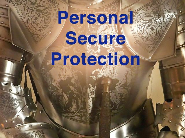 Personal Secure Protection on your Smart Phone that is effective and inexpensive.