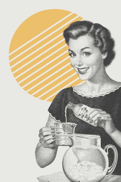 how to make lemonade with lemon juice 2 litres