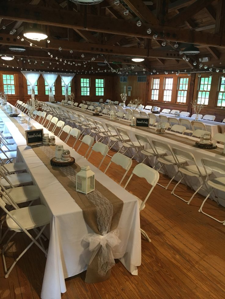 Swift Creek Dinning Hall at Pocahontas State Park  Our wedding in 2019  Park weddings Wedding