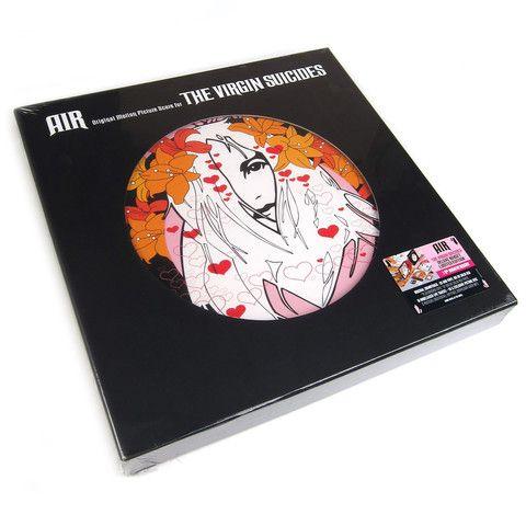 Air: Virgin Suicides - 15th Anniversary Vinyl Boxset