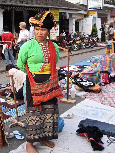#Laos - Luang Prabang - Mercato.  See more photos. #travelblogger