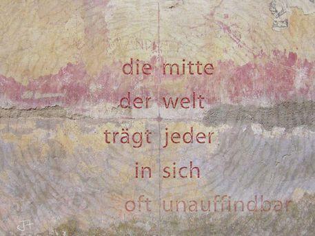 """""""die mitte der welt"""" Grafik/Illustration von Juliane Tenner-Hebel jetzt als Poster, Kunstdruck oder Grußkarte kaufen.."""