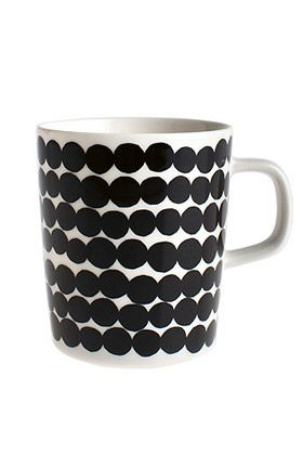 Marimekko mug should be on my desk filled with tea :)