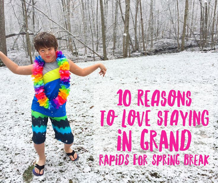 40 Best Images About Spring Break Activities On Pinterest