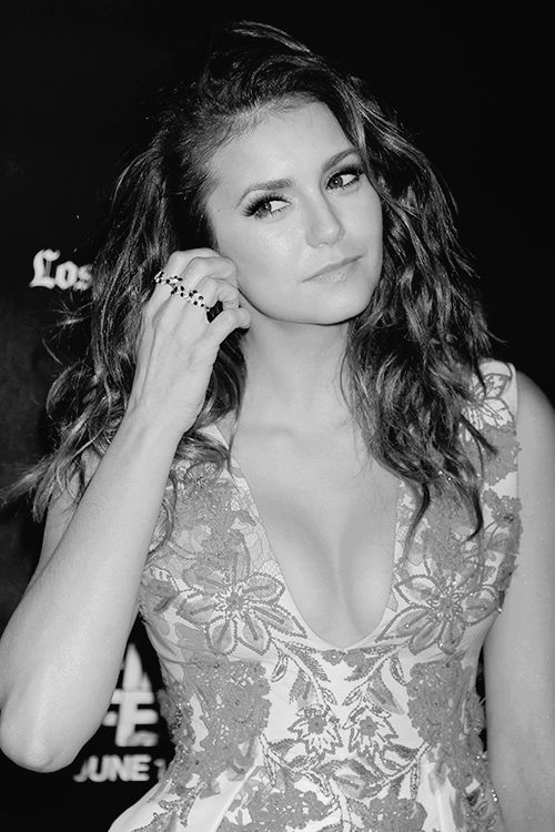 • Your best source for the actress Nina Dobrev •