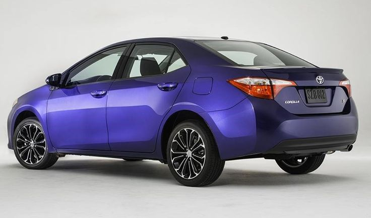 2015 Toyota Corolla. Check out Toyota's 2015 vehicle line up, some of which will be displayed at the 2015 Calgary International Auto & Truck Showcase  For more information visit us online at: www.autoshowcalgary.com