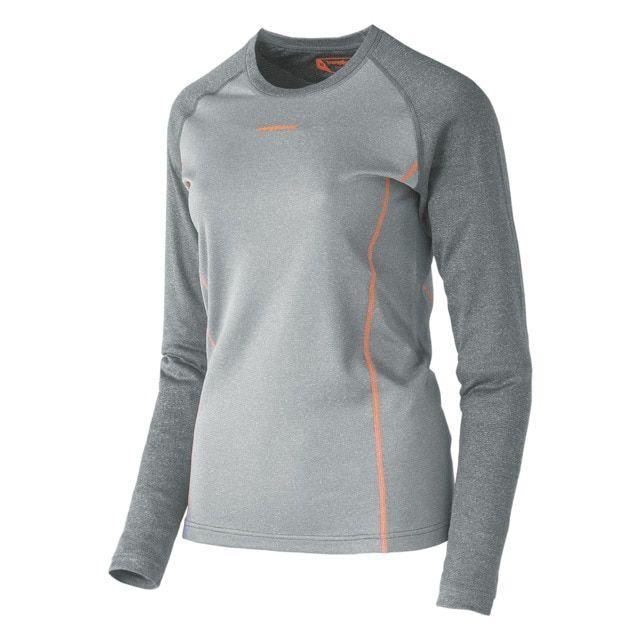 Camiseta Térmica De Mujer Trx2 Wool Wm Pro Trangoworld Camisetas Sudaderas Ropa