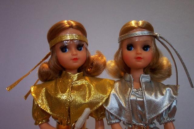 Fleur Pop Star duo by mad-about- fleur, via Flickr