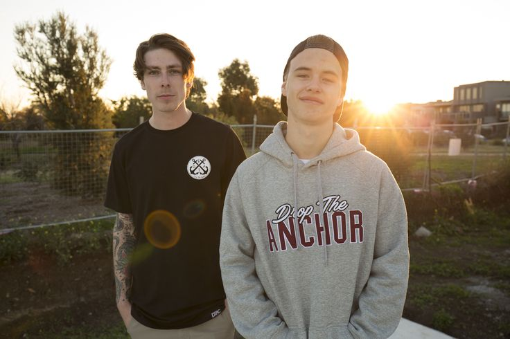 DTAC - Original Melbourne Streetwear  Online store: droptheanchorclothing.com.au  Classic Tall Tee (Black) and College Hoodie (Grey) both available online.  Use the code 'DTACFAMILY' for an extra 10% off your order.  We also accept afterpay, so you can shop now and pay later!