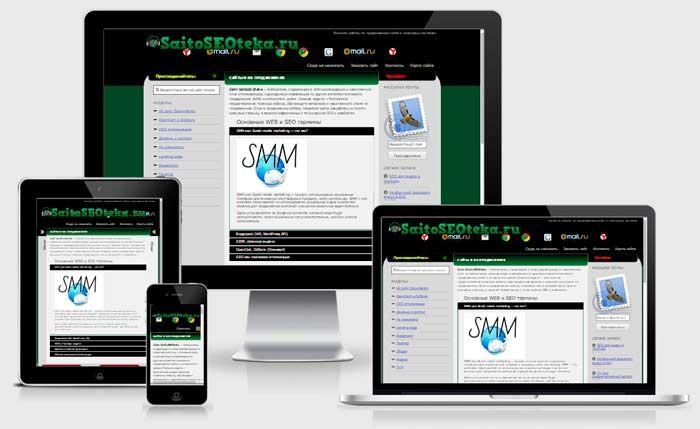 Что лучше - адаптивный сайт или мобильная версия? Отвечаем на вопрос в статье)