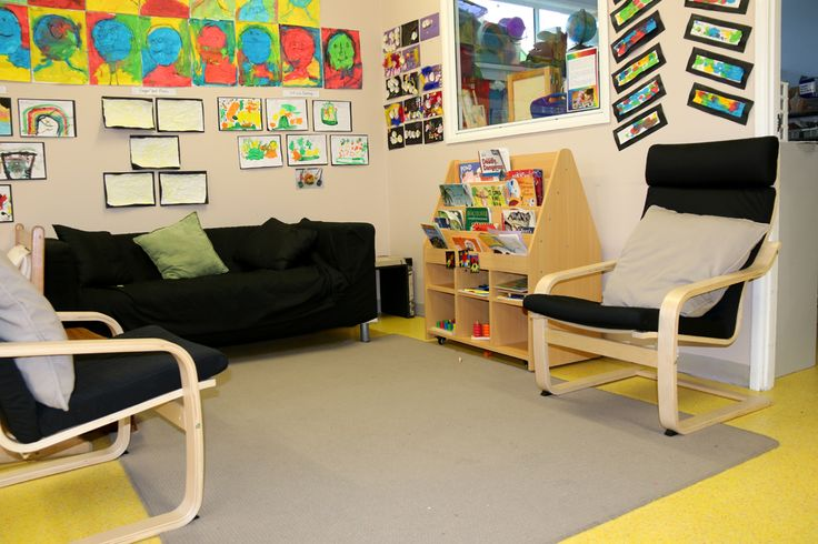 Quiet and engaging spaces for children