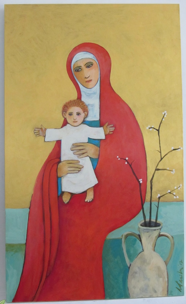 Mother and Child 2012 // The Official Tomie dePaola Blog