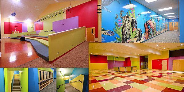 children's church rooms - Google Search