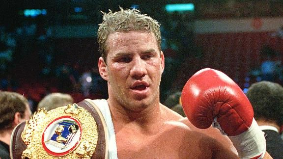 Former WBO heavyweight champion Tommy Morrison died in an Omaha, Neb., hospital late Sunday night. He was 44.