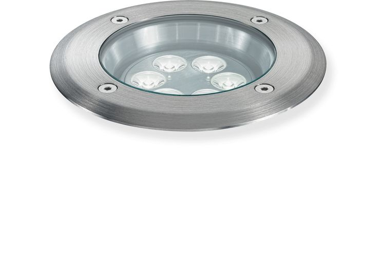 Location:Exterior Light source:LED 6x1W, 480 Lumen Colour temperature:Warm White 3000K Mounting type:External Control gear:Integral Dimensions: Ø140 145H