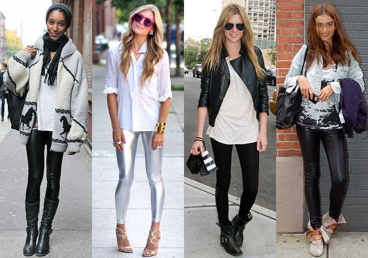 Is Wearing Leggings as Pants Ever Okay? - College Fashion