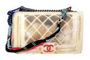 Wholesale Réplique Boy Sac Chanel Flap toile peinte A1265 Abricot - €250.87 : réplique sac a main, sac a main pas cher, sac de marque   replique sac a main chanel