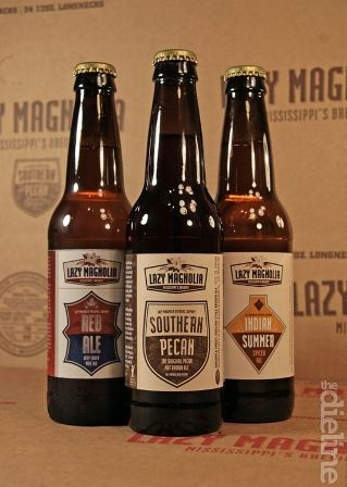 Regional beer labels