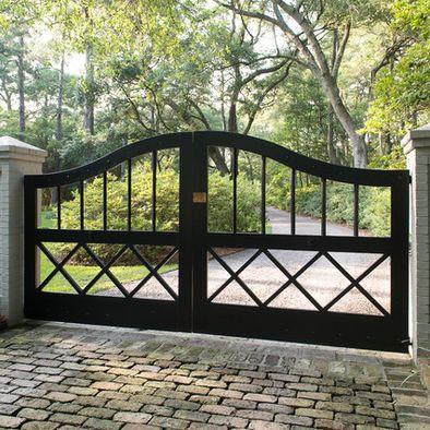 Driveway Gates Design