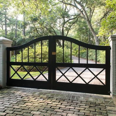 17 Best Ideas About Front Gate Design On Pinterest Front