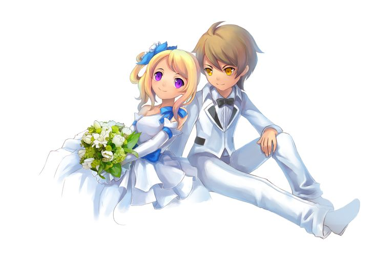 marriage, Lunaria Story, anime