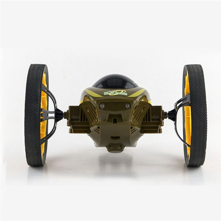 High Speed  Rc Car 4CH 2.4GHz Remote Control Car Jumping Sumo Rc Toy Bounce Car Kids Gifts