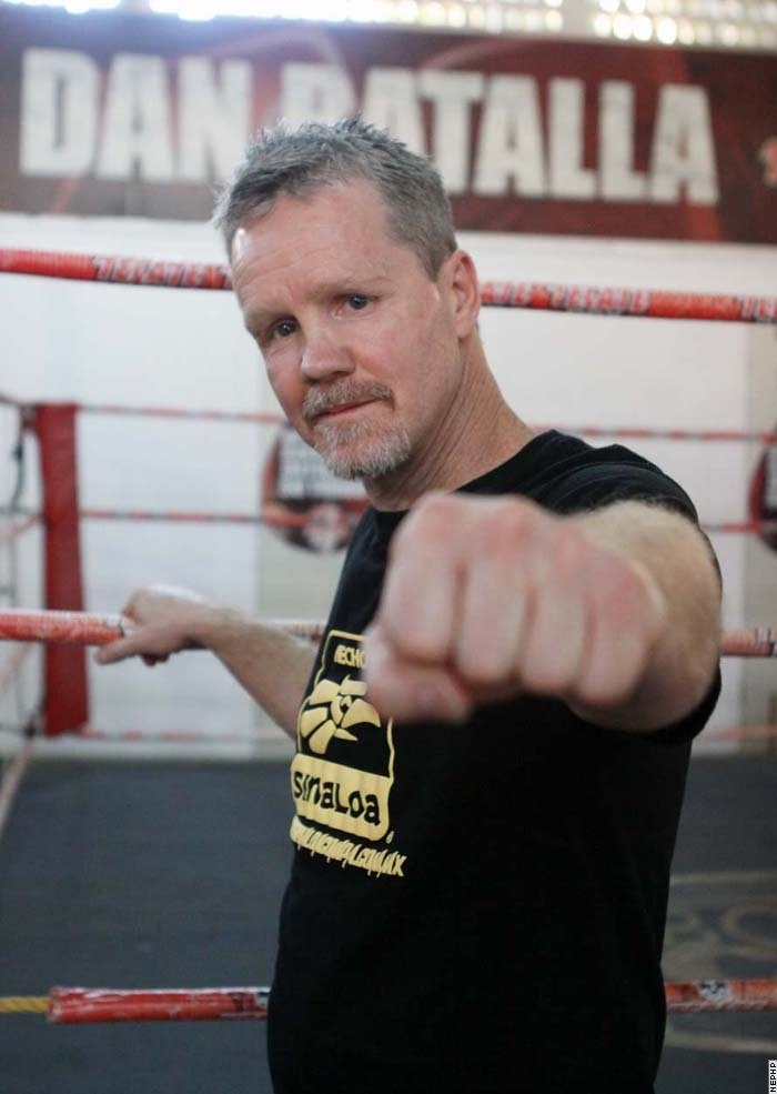 "Freddie Roach is a former boxer but more notably trainer for some of the most successful fighters in the last 20 years including Oscar De La Hoya, Mike Tyson, and more recently despite being Parkinson's stricken, Mannie Pacquaio. This is one of the reaons I love the guy: resisting his current star's recent obsession with religion he said: ""I'm not religious. I try to be kind to everybody. If that's not good enough they can all go fuck themselves."""