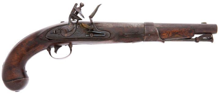 Revolutionary War, East Indian Company pistol
