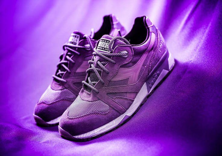 "Packer Shoes & Raekwon & Diadora N9000 ""Purple Tape"" - released on September 12, 2015 #pakershoes #raekwon #diadora #n9000 @thesolesupplier #sneakernews #endclothing #hanonshop #hypebeast #purple #tape  #sneakersaddict #sneakers"