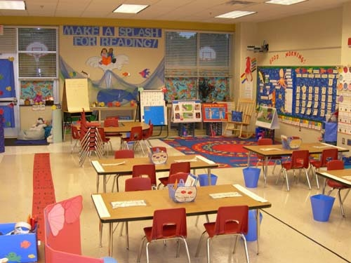 Classroom Decoration Ideas For Primary School : Best beautiful classrooms images on pinterest