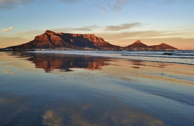 La mythique Table Mountain