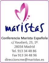 www.maristas.es, la web de la Conferencia Marista Española, los Maristas de España.