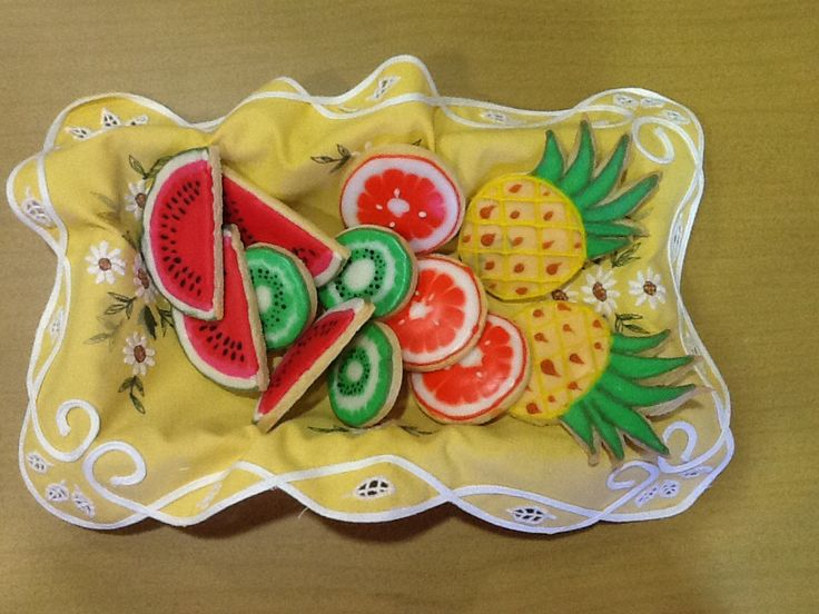 Galletas de frutas