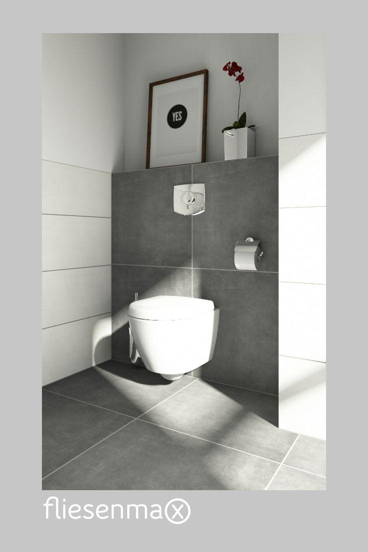 Ideen Fur Dein Gaste Wc Guest Toilet Bathroom Inspiration Toilet