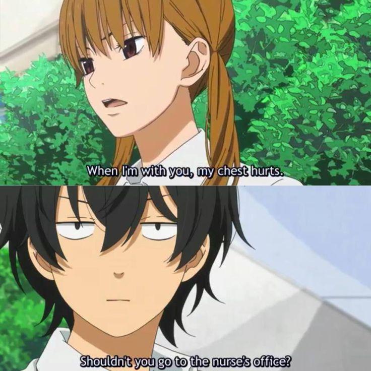 Thats not what she meant *facepalm* (Tonari no Kaibutsu-kun)