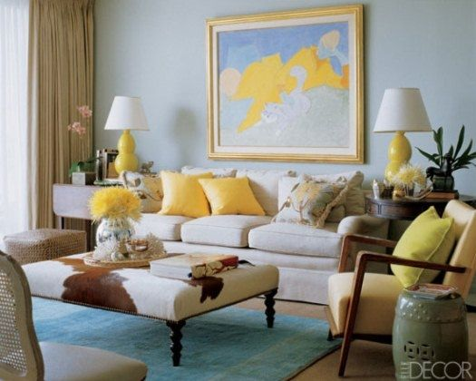 Designing Home: 10 Tips for decorating  a small living room - Layout for family room?