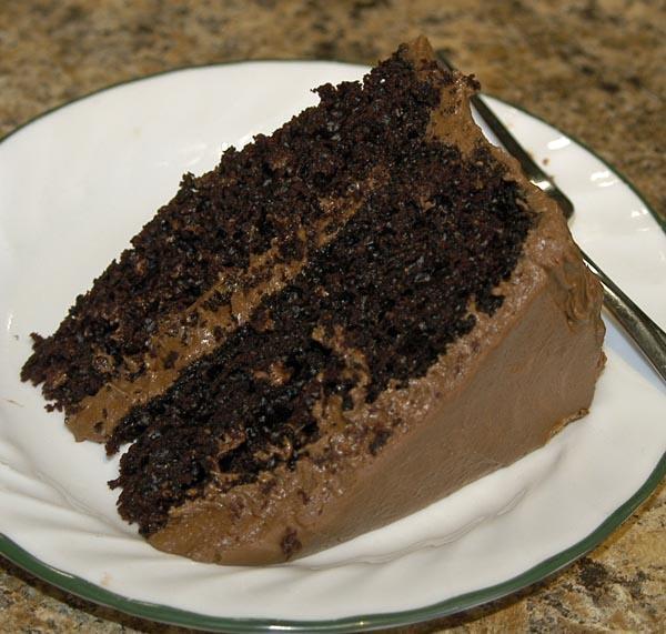 Vegan Chocolate Cake With Vegan Icing | Recipe