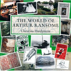 'The World of Arthur Ransome' by Christina Hardyment ~ an excellent biography will numerous photographs