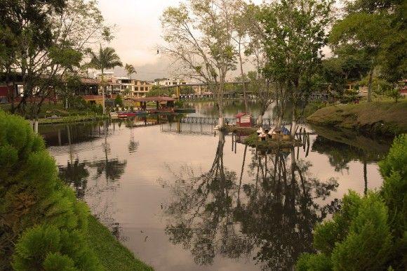 Alcaldía de Dosquebradas interviene Parque Recreacional Lagos de La Pradera
