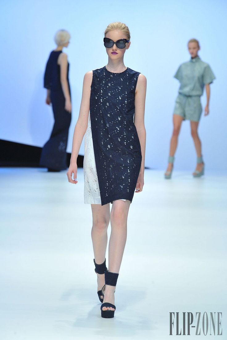 Hanae Mori Printemps-été 2015 - Prêt-à-porter