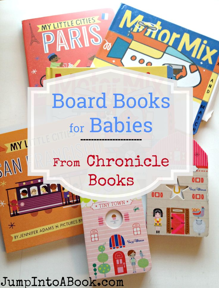 There are great board books available these days and I was lucky enough to get some Board Books for Babies from children's book publisher, ChronicleKids.com