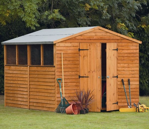 Find This Pin And More On Wooden Garden Sheds.