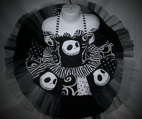 Nightmare Before Christmas dress.