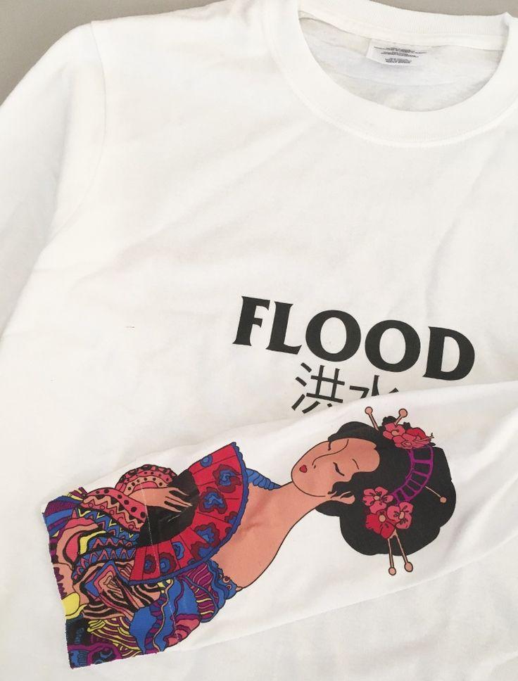Image of FLOOD Geisha Tee