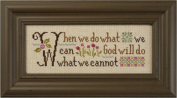 Lizzie Kate Inspiration Boxer B34 - When We Do - Counted Cross Stitch Kit - NEW