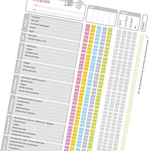 Putzplan für Familien DIN A4 zeitTeilmama https://www.amazon.de/dp/B014R09RKM/ref=cm_sw_r_pi_dp_CRgKxbBRFZBGQ - 9,95 € 21.07.16