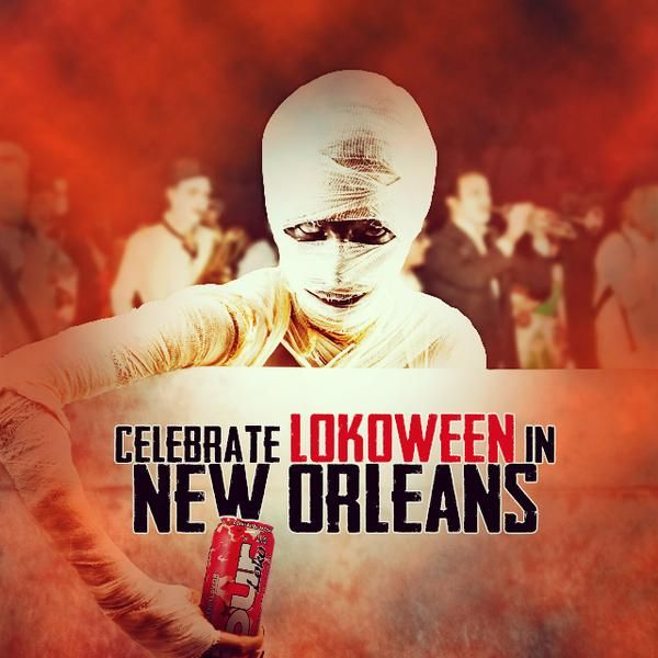 #Lokoween by #FourLoko