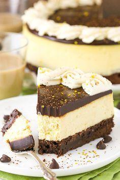 Baileys Brownie Cheesecake – #Baileys #Brownie #Cheesecake