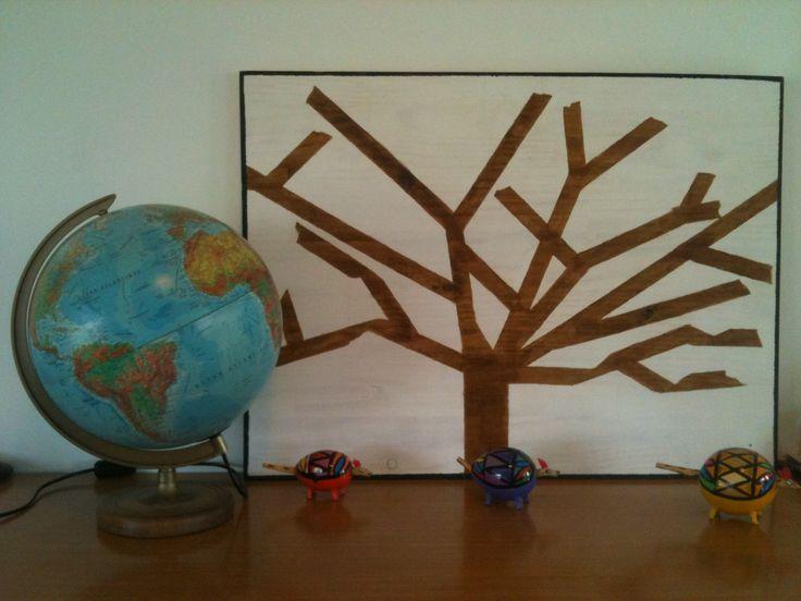 Finally found the globe I wanted !