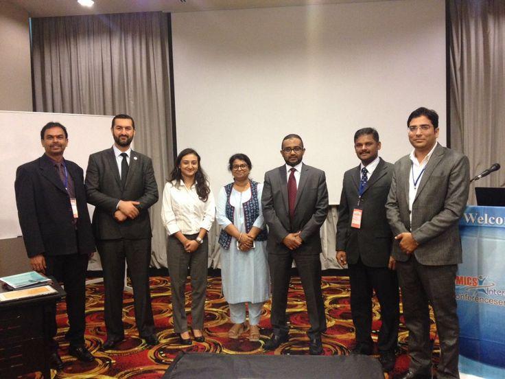 #Turacoz attended 6thAisa- Pacific #Pharma congress organized by Omics International on 12th July,2016 at #Kuala #Lumpur, #Malaysia.